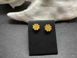 Ohrringe Blume