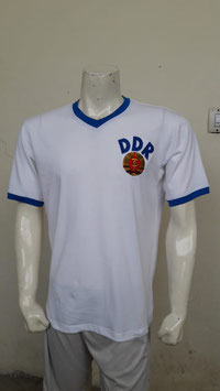 DDR Retro Shirt weiss