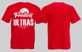 Freiheit für Ultras Shirt Rot