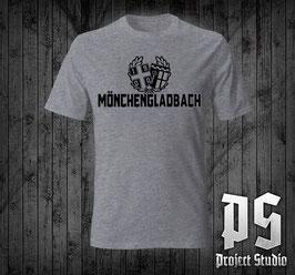 Mönchengladbach 1900 Logo Stadtwappen Schlicht Shirt
