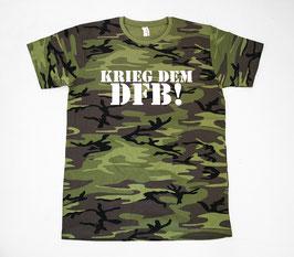 Aktionsshirt Military Krieg dem DFB Shirt