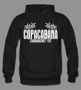 Copacabana Strandabschnitt 1312 Hoodie