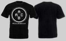 ACAB Kreis Schwarz Shirt