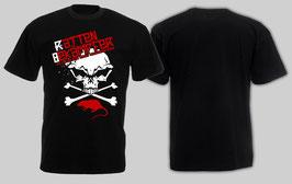 Rattenbekämpfer Shirt Schwarz
