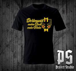 Dortmund Meine Stadt Mein Verein Shirt