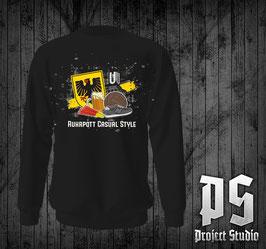 Dortmund Ruhrpott Casual Style Hoodie /Sweatshirt