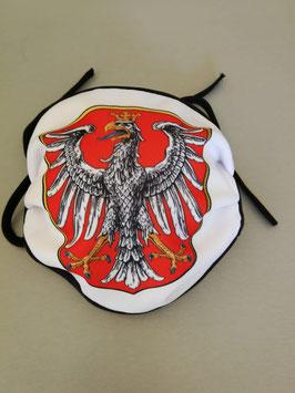 Frankfurt Stadtwappen Maske