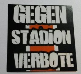 150 Gegen Stadionverbote Schwarz Rot