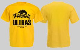 Freiheit für Ultras Shirt Gelb