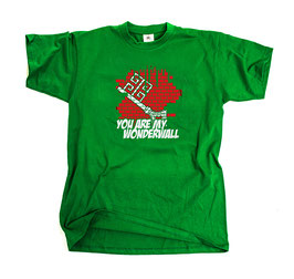 Bremen Wonderwall Shirt Grün