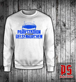 Gelsenkirchen Parkstadion für immer Sweatshirt