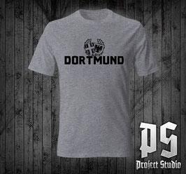 Dortmund 1909 Logo und Wappen mit Schriftzug Shirt