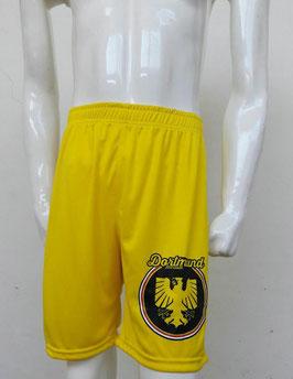 Dortmund Adler Badeshort Gelb
