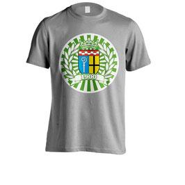 Gladbach Kreis Shirt Grau