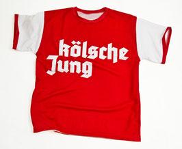 Köln Kölsche Jung Retro Trikot