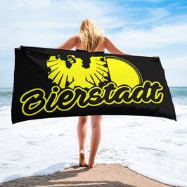 Dortmund Bierstadt mit Stadtwappen Strandtuch
