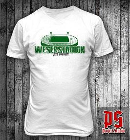 Bremen Weserstadion für immer Shirt