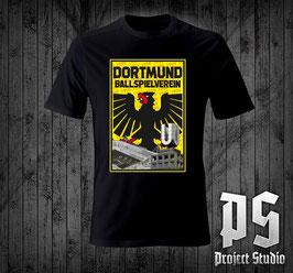 Dortmund Stadtadler/UTurm und Stadion Shirt