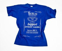 Berlin Jack Shirt Blau