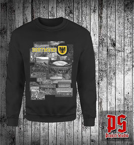 Dortmund Kurvenbilder Sweatshirt