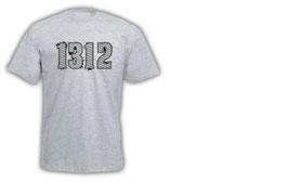 1312 Shirt Grau