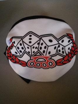 Würfel Maske