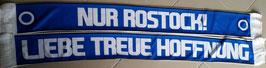 Rostock Liebe Treue Hoffnung Seidenschal
