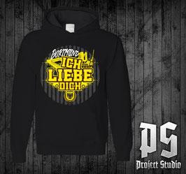 Dortmund Ich liebe dich Hoodie /Sweatshirt