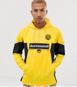 Dortmund U Turm Windbreaker Gelb
