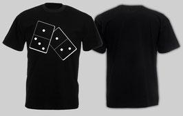 Domino 1312 Shirt Schwarz