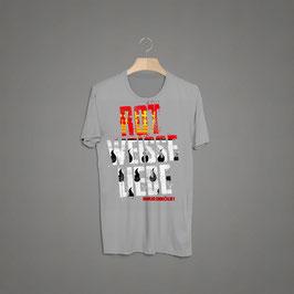 Köln Rot weisse Liebe Shirt