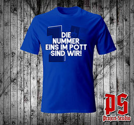 Gelsenkirchen Die Nr1 im Pott sind wir Grosse 1 Shirt