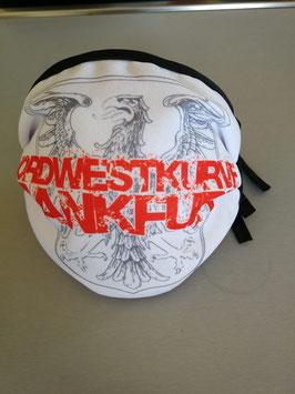 Frankfurt Nordwestkurve Maske