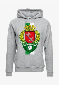 Bremen Stadtwappen Lorbeerkranz Streifen Hochkannt Sweatshirt
