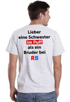 Puffshirt Anti Leipzig Grau