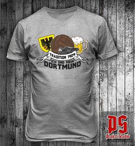 Dortmund Ich und mein Dortmund Shirt