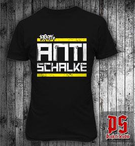 Dortmund 1909 Anti Schalke Gelber Balken Shirt