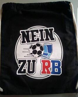 Nein zu RB Turnbeutel