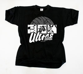 Ultra Lifestyle Shirt Schwarz