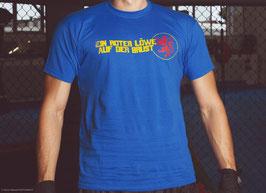 Braunschweig Roter Löwe Shirt Blau