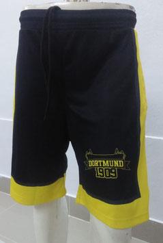 Dortmund 1909 Stadion Logo Short schwarz