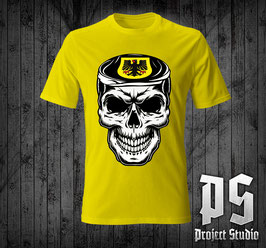 Dortmund Totenkopf mit Wappen Shirt