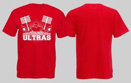 Unser Stadion Unsere Regeln ROT Shirt