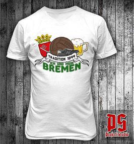 Bremen Ich und mein Bremen Shirt