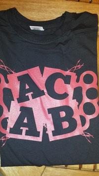 ACAB roter Aufdruck Shirt