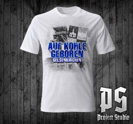 Gelsenkirchen Auf Kohle geboren Shirt
