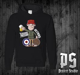 Oldschool Passion Hoodie /Sweatshirt