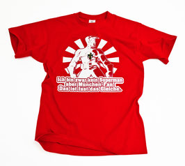 München Superman Shirt Rot