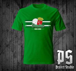 Bremen Meine Liebe Ball+Wappen Shirt