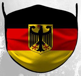 Deutschland Maske